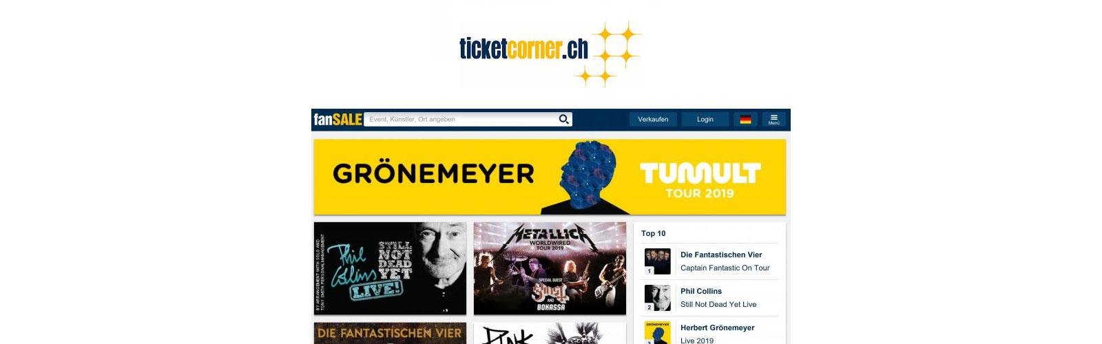 ticketcorner-fansale